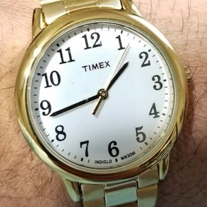 Timex Ladies Gold Plated Watch